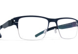 Dioptrijske naočale Mykita Maxwell, Silver/Navy C091