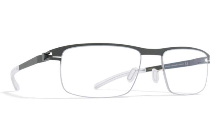Dioptrijske naočale Mykita Ronan, SIlver/Basalt C158