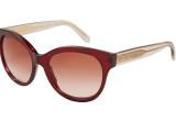Sunčane naočale Burberry CAT-EYE OXBLOOD