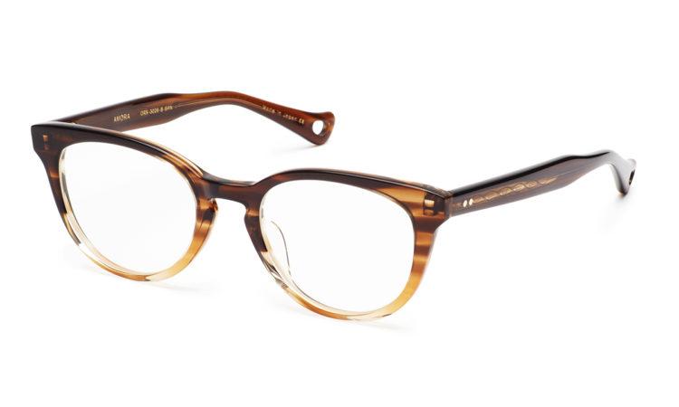 Dioptrijske naočale Dita Amora-3028-B-BRN-48-original