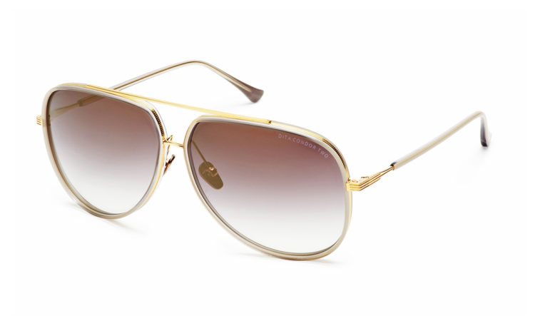 Sunčane naočale Dita – CondorTwo-21010-B-GRY-GLD-62-original