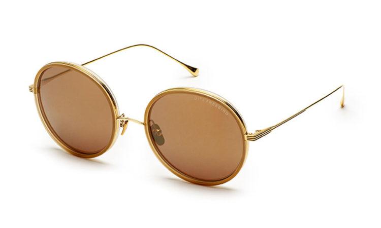 Sunčane naočale Dita FREEBIRD_21012_C_BRN_GLD_54_ORIGINAL