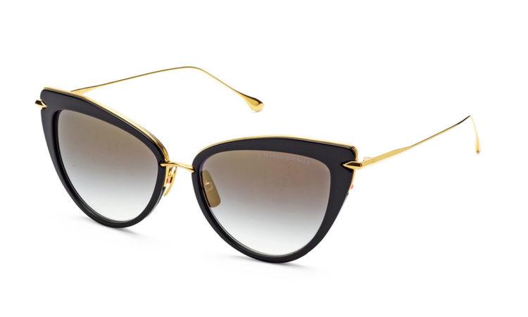 Sunčane naočale Dita – HEARTBREAKER_A-BLK-GLD_Angle