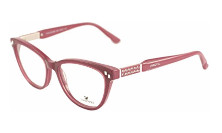 Dioptrijske naočale Swarovski 069_pink1