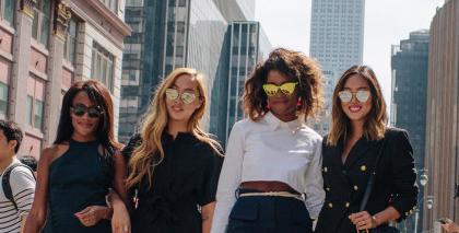 Sunčane naočale s ulica New Yorka