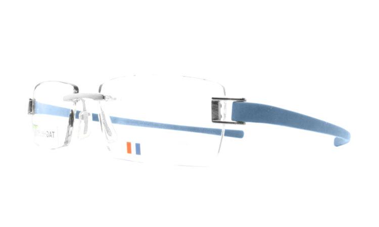 Dioptrijske naočale TAG Heuer Rimless_Track_TH7104-012-55-18