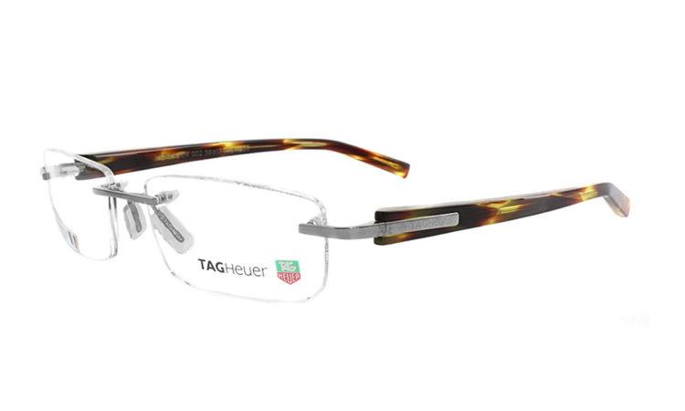 Dioptrijske naočale TAG Heuer Rimless_Trends_TH8104-002-56-17