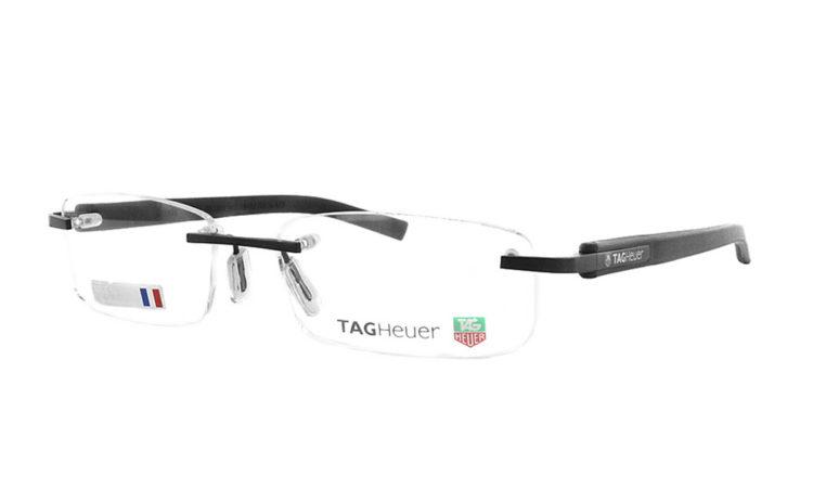 Dioptrijske naočale TAG Heuer Rimless_Trends_TH8108-001-54-17