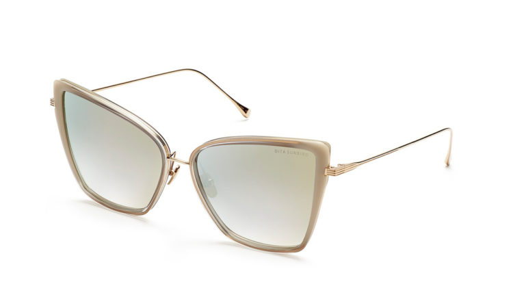 Sunčane naočale Dita – SUNBIRD – GREY CRYSTAL TO CREAM