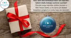 Darujte najmilije uz Bilić Vision Optiku