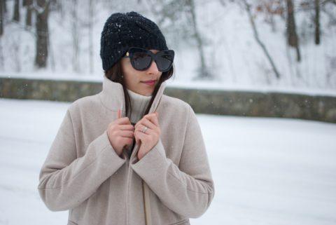 Radi čega je APSOLUTNO potrebno nositi sunčane naočale i tijekom zimskih mjeseci