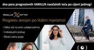 AKCIJA- Dočekajte proljeće spremni uz 1+1 akciju u Bilić Vision Optici!