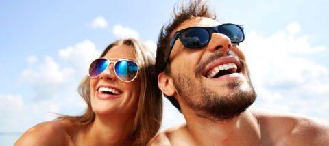Top 3 savjeta za nositelje naočala u ljetnim mjesecima