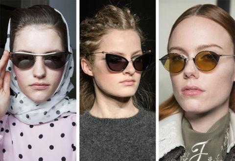 Svjetski trendovi sunčanih naočala i dioptrijskih okvira 2019.