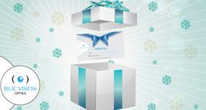 Poklon bon ili paket Bilić Vision Optike- savršen poklon ovih blagdana